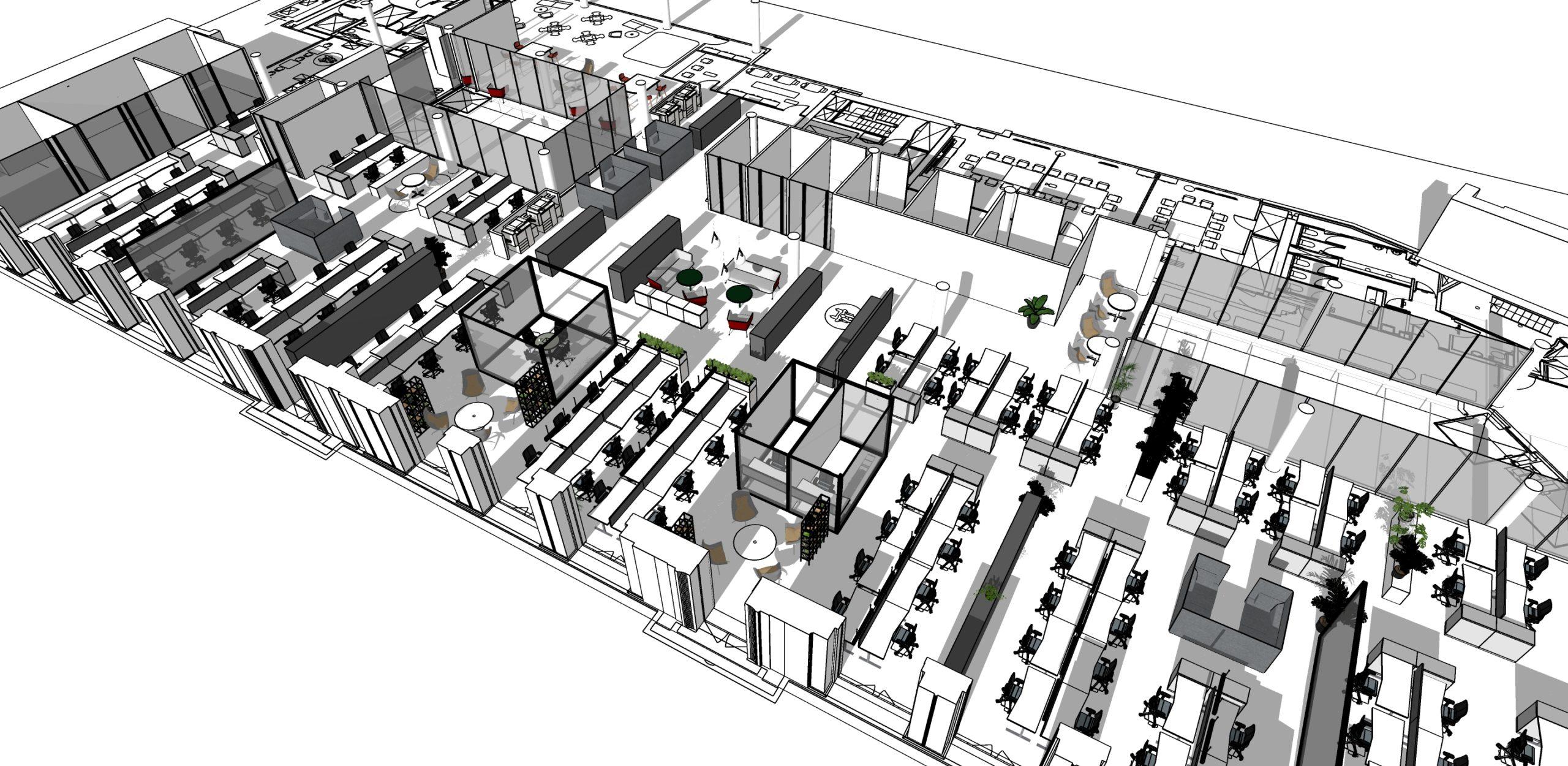VIC Ltd - Interior Visualisation