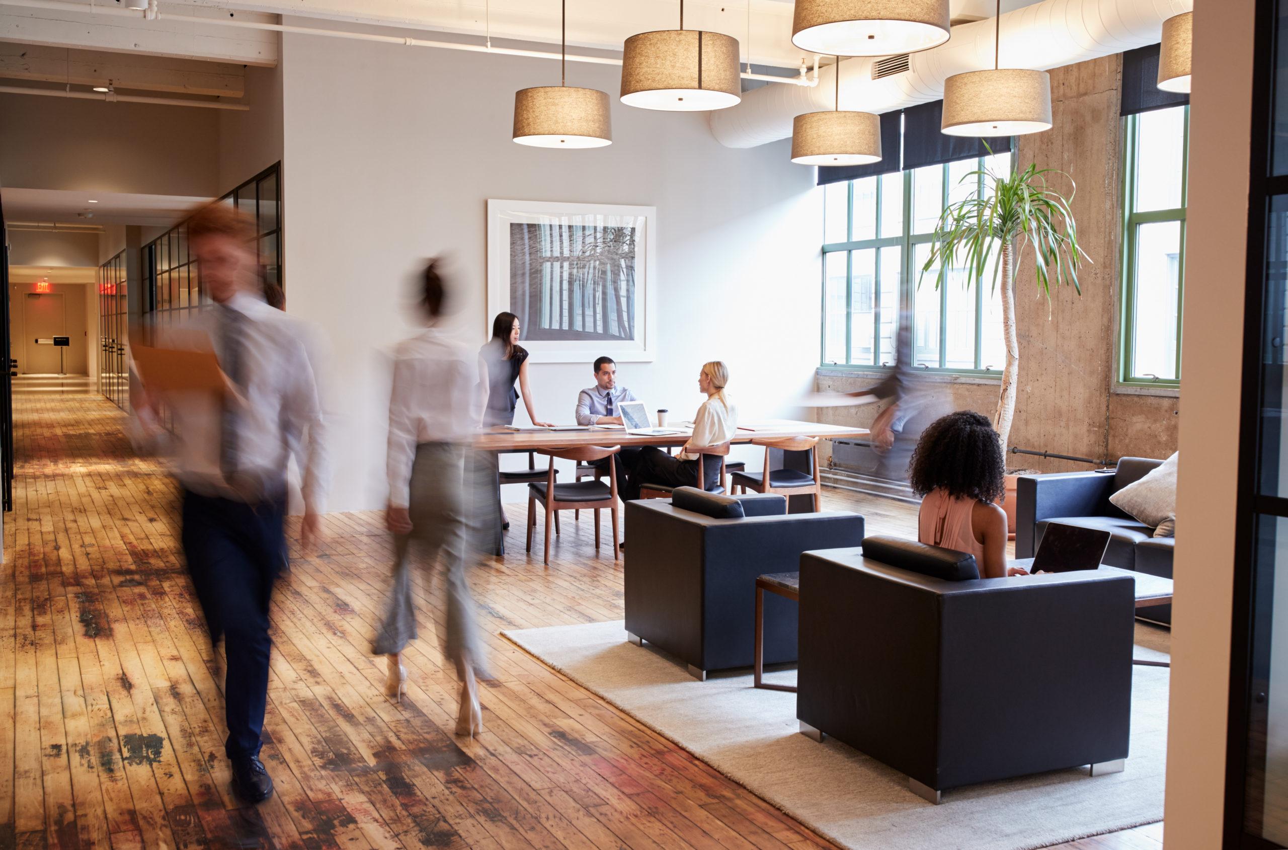 Vic Ltd Workplace Strategy